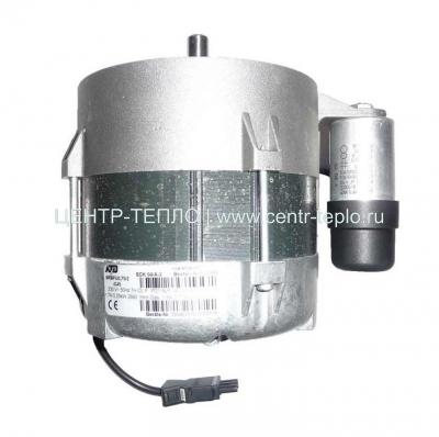 Двигатель ECK04/A-2 230 В, 0,25 кВт, IP21, 50 Гц WL20C, WG20C IP21 с конденсатором MKP 8/500