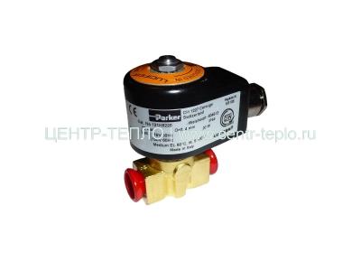 Клапан магнитный 121K2423 115 В, 50 Гц, 120 В 60 Гц 19 Ватт IP44 G 1/8