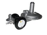 Регулятор давления газа типа 2/1, форсунка 12,5 мм, с предохранительным устройством