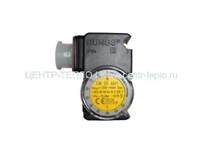 Реле давления газа GW50 A6/1 дополнит. W-MF резьбового исполнения
