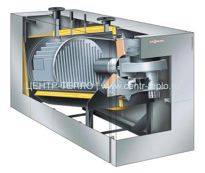 Газовый конденсационный котел Vitocrossal 300 CM2