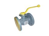 Кран шаровой DN 25, PN 16 для газа, фланцевый